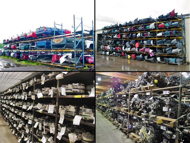 Salvaged & Aftermarket Parts