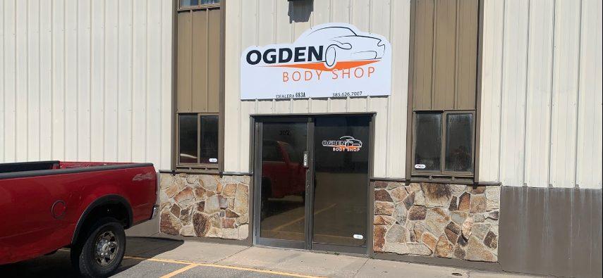 Ogden Body Shop Contact Us
